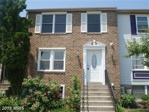 Photo of 3602 CASTLE TER #116-102, SILVER SPRING, MD 20904 (MLS # MC10247390)