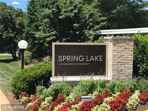 Photo of 7553 SPRING LAKE DR #D-2, BETHESDA, MD 20817 (MLS # MC10293390)