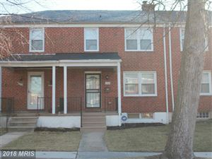 Photo of 5509 LEITH RD, BALTIMORE, MD 21239 (MLS # BA10275391)