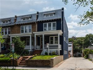 Photo of 211 17TH ST NE, WASHINGTON, DC 20002 (MLS # DC10271392)