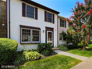 Photo of 7922 TYSON OAKS CIR, VIENNA, VA 22182 (MLS # FX10316392)