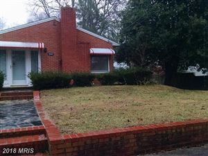 Photo of 308 TALBOT AVE, CAMBRIDGE, MD 21613 (MLS # DO10155395)