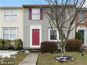 Photo of 4361 LEATHERWOOD TER, BURTONSVILLE, MD 20866 (MLS # MC10165395)