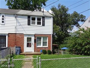 Photo of 5314 59TH AVE, RIVERDALE, MD 20737 (MLS # PG10316395)