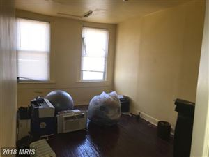 Tiny photo for 419 PATTERSON PARK AVE, BALTIMORE, MD 21231 (MLS # BA10210397)