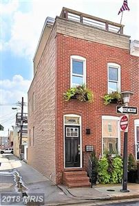 Photo of 1401 LOWMAN ST, BALTIMORE, MD 21230 (MLS # BA10136399)