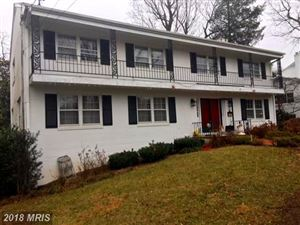 Photo of 3707 SLEEPY HOLLOW RD, FALLS CHURCH, VA 22041 (MLS # FX10144400)