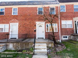 Photo of 7757 WYNBROOK RD, BALTIMORE, MD 21224 (MLS # BC10186403)
