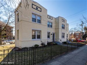 Photo of 401 DOUGLAS ST NE #C, WASHINGTON, DC 20017 (MLS # DC10142405)