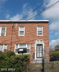 Photo of 6310 CARRINGTON CT, CAPITOL HEIGHTS, MD 20743 (MLS # PG10321407)