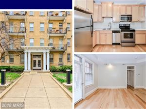 Photo of 1401 COLUMBIA RD NW #309, WASHINGTON, DC 20009 (MLS # DC10200409)