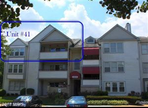Photo of 13605 SIR THOMAS WAY #2-A-A1, SILVER SPRING, MD 20904 (MLS # MC10186411)