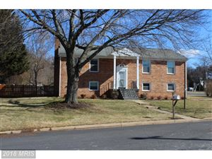 Photo of 101 SAINT BERNARD DR NE, VIENNA, VA 22180 (MLS # FX10160412)