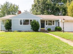 Photo of 205 GIBSON RD, ANNAPOLIS, MD 21401 (MLS # AA10319413)