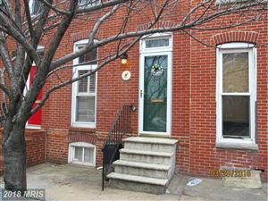 Photo of 1452 BATTERY AVE, BALTIMORE, MD 21230 (MLS # BA10159413)