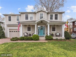 Photo of 302 ANNAPOLIS ST, ANNAPOLIS, MD 21401 (MLS # AA10213414)