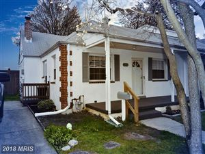 Photo of 411 OLD HOME RD, BALTIMORE, MD 21206 (MLS # BC10221414)