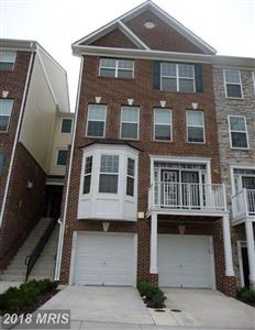Photo of 3534 CARRIAGE WALK LN #41-D, LAUREL, MD 20724 (MLS # AA10159415)