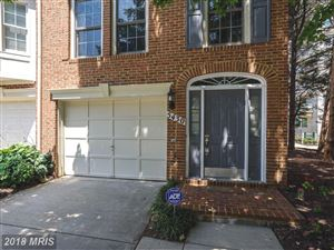 Photo of 5430 WHITLEY PARK TER #61, BETHESDA, MD 20814 (MLS # MC10156416)