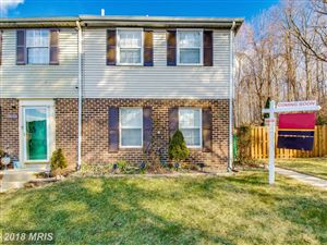 Photo of 19615 WHITE SADDLE DR, GERMANTOWN, MD 20874 (MLS # MC10152417)