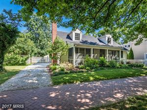 Photo of 203 MULBERRY ST, SAINT MICHAELS, MD 21663 (MLS # TA9977417)