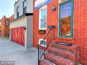 Photo of 1028 HIGHLAND AVE, BALTIMORE, MD 21224 (MLS # BA10252418)