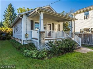 Photo of 104 8TH ST, FREDERICK, MD 21701 (MLS # FR10071418)