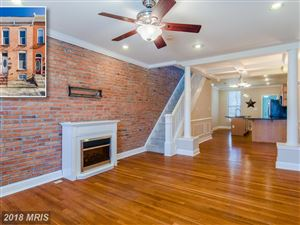 Photo of 15 LINWOOD AVE N, BALTIMORE, MD 21224 (MLS # BA10154419)