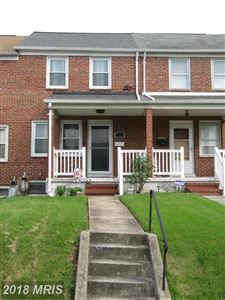 Photo of 7271 GOUGH ST, BALTIMORE, MD 21224 (MLS # BC10320419)