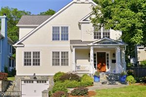 Photo of 7010 GEORGIA ST, CHEVY CHASE, MD 20815 (MLS # MC9978420)