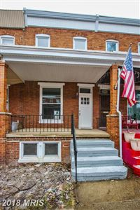 Photo of 633 MCKEWIN AVE, BALTIMORE, MD 21218 (MLS # BA10144422)