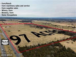 Photo of 4581 STONE WALL JACKSON HWY, WHITE POST, VA 22663 (MLS # CL10192423)