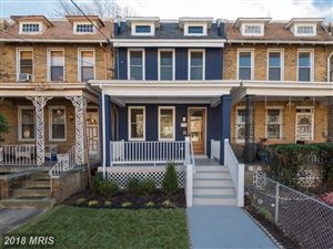 Photo of 826 MADISON ST NW, WASHINGTON, DC 20011 (MLS # DC10117423)