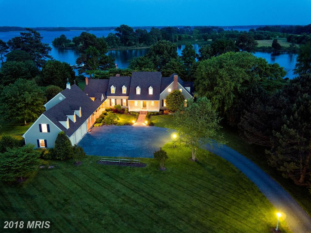 Photo for 26631 NORTH POINT RD, EASTON, MD 21601 (MLS # TA10168423)