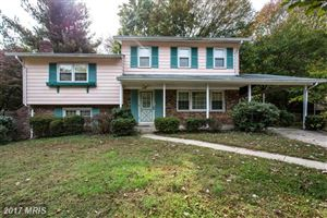 Photo of 1305 PEACEFUL LN, SILVER SPRING, MD 20904 (MLS # MC9795424)
