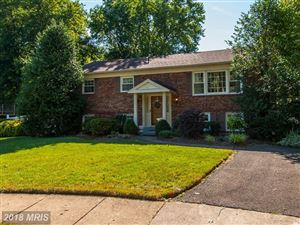 Photo of 7811 KINCARDINE CT, ALEXANDRIA, VA 22315 (MLS # FX10303425)