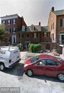 Photo of 2908 N ST NW, WASHINGTON, DC 20007 (MLS # DC9862427)