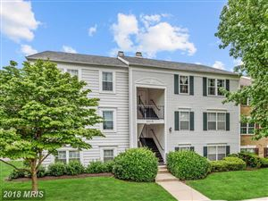 Photo of 2513 MC VEARY CT #10AF, SILVER SPRING, MD 20906 (MLS # MC10274428)