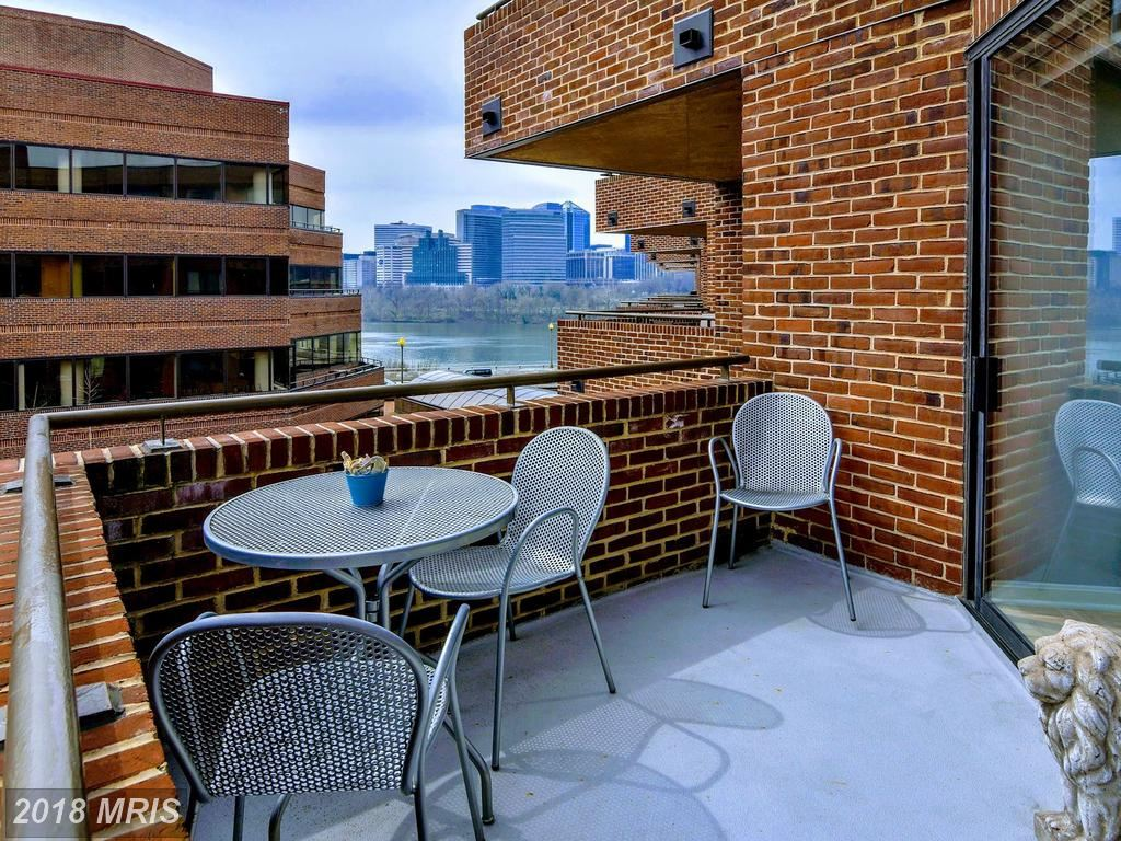Photo for 1015 33RD ST NW #703, WASHINGTON, DC 20007 (MLS # DC10261428)