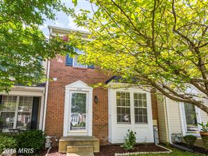 Photo of 6107 STARBURN PATH, COLUMBIA, MD 21045 (MLS # HW10322429)