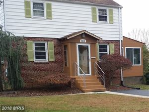 Photo of 9819 CAHART PL, SILVER SPRING, MD 20903 (MLS # MC10154431)