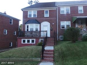 Photo of 400 OVERBROOK RD, CATONSVILLE, MD 21228 (MLS # BC10090432)