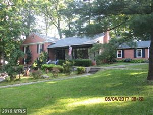Photo of 14337 CHESTERFIELD RD, ROCKVILLE, MD 20853 (MLS # MC10101433)
