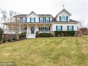 Photo of 4175 WEEPING WILLOW LN, HUNTINGTOWN, MD 20639 (MLS # CA10176435)