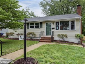 Photo of 226 GIBSON RD, ANNAPOLIS, MD 21401 (MLS # AA10246441)