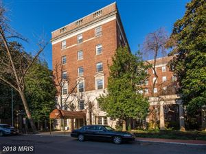 Photo of 1661 CRESCENT PL NW #305, WASHINGTON, DC 20009 (MLS # DC10127441)