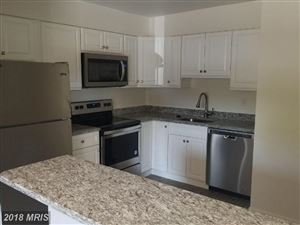 Photo of 6986 HANOVER PKWY #201, GREENBELT, MD 20770 (MLS # PG10303441)