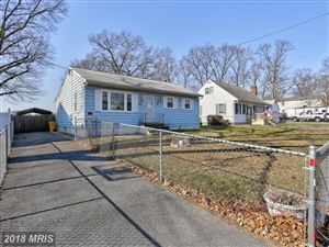 Photo of 217 MAIN AVE SW, GLEN BURNIE, MD 21061 (MLS # AA10188442)