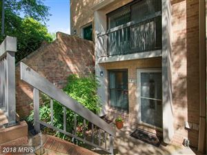 Photo of 4 DUDLEY CT #4, BETHESDA, MD 20814 (MLS # MC10276442)