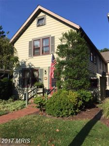 Photo of 303 MORRIS ST S, OXFORD, MD 21654 (MLS # TA9992443)